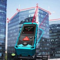 P7 / T7 Distance laser Bluetooth Distance Distance Distance avec écran tactile rotatif Mesure rechargable Distance indirecte / Angle / Zone T200603
