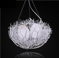 مصابيح قلادة الصمام عش الطيور الثريا الحد الأدنى الحديثة الإبداعية شخصية الطعام الأطفال غرفة نوم شرفة شريط غرفة الضوء