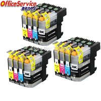 Compatible Ink Cartridge LC121 LC123 For Brother MFC- J4410DW...