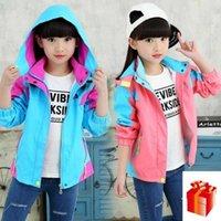 Куртки Пальто девушки одежда девочка 10 лет куртка одежда девушка ребенок маленькая девочка бутик пальто мельчайшая пальто фабрики продажи Y200831