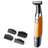 Golarka dla mężczyzn Trymer do włosów Facial Electric Shaver Body Groomer Edge Electric Razor Mężczyzna One Blade Shaper Broda Trimmer
