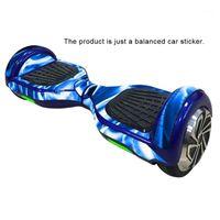 2020 Koruyucu Vinil Cilt Çıkartması için 6.5in Kendinden Dengeleme Kurulu Scooter Hoverboard Sticker 2 Tekerlekler Elektrikli Araba Film1