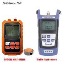 Optische Multi-Meter-Eingebaut in Glasfaser-Leistungsmessgerät, 5 MW-Visualfehler-Locator, Network Tester und Handheld-stabiles Lichtquelle1