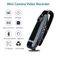 Mini Câmaras Boblov Câmera HD 1080P 007 Corpo CamCorga Digital Camcorders DVR Loop Gravação Dashcam Movimento Detector Baby Monitor1