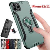 Ring Magnetic Car Case for iphone 6 7 8 Plus X XS XR 11 Pro ...