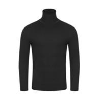 2020 새로운 가을 겨울 남성 스웨터 남성용 터틀넥 단색 캐주얼 스웨터 남성 슬림 맞는 브랜드 니트 풀오버 LJ201009