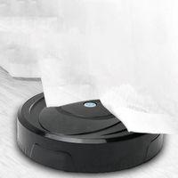 Vollautomatischer Mini-Staubsauger-Roboter-Staubsauger-Sweep-Sweep-Sweep und nasse Mopp gleichzeitig für harte Böden und Teppichlauf-Ladevorladung Swee1