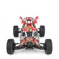 2020 NUEVO 1/14 144001 RTR 2.4GHz RC Coche Scale Drift Racing Car 4WD Chasis de metal Chasis Hidráulico SHOCK ABSOBER OFF-carretera Vehículo Juguete