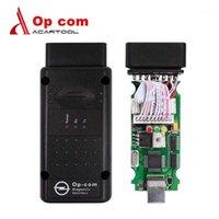 OP COM COM OBD2 Код сканера Code Reader Diagnostic Tool V1.70 / V1.99 / V1.99 с Pic18f458 Chip Opcom для AUTO OBD2 Cables1