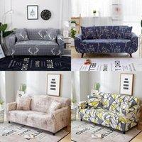 Sofá capa esticar mobiliário sofás elásticos capas para sala de estar copridivano slipcovers poltronas sofá 218 j2