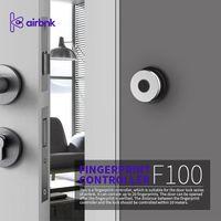 Airbnk F100 Sistema de Controle de Acesso ao Dispositivo de Reconhecimento de Reconhecimento para M500 M300 Smart Lock Dispositivo
