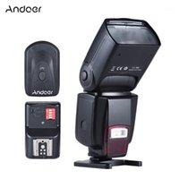Andoer AD-560 II Universal Flash Speedlite Speedlite w / Gatilho sem fio Flash para Pentax DSLR Câmaras1