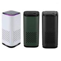 Purificatori aerei Purificatore portatile, USB Generatore di ioni negativi Deodorante, Auto Bedroom Allergies Animali domestici Smoky Pollen Cleaner1