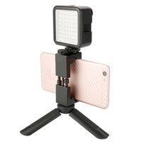 ترايبودس البسيطة ترايبود selfie عصا monopod استقرار الكاميرا الهاتف العارض قابلة للطي حامل ل Zhiyun السلس Q Dom668