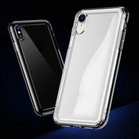 Soft Silicone Transparent Cases For iPhone SE 2020 X XS 8 Plus Cover For iPhone 12 Mini 11 Pro XS 7 6 6S Shockproof Ultra Thin TPU Case