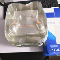 لوحدة تحكم بلوتوث لاسلكية ل PS4 الاهتزاز المقود Gamepad Gamepad Game Controller ل PS4 Play Station مع US / EU التجزئة مربع الشحن السريع