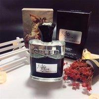 도매 크리드 Aventus 120ml Eva de Perfume 향기를위한 장기간의 시간 자동차 향수와 쾰른 무료 배송