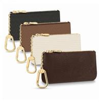 للجنسين الكلاسيكية مفتاح حقيبة محفظة سستة عملة محفظة الجلود حقيبة جلدية حقيبة المفاتيح محفظة محفظة عملة لا مربع شحن مجاني