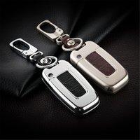 Smart 3 Pulsanti Portachiavi portachiavi Caso Shell Keychain Fob Bag Box Box Protector Cover Accessori per Kia Sportage Sorento Soul Forte K2 K5
