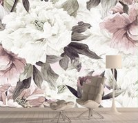 Vintage Rose 3d Wall Papers Home Decor Photo Wallpaper Natur...