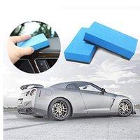Products de limpeza de esponja de carro para lavagem de cera polimento composto pneu escova acessórios espuma laca revestimento esponjas1