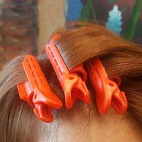 Haarpflegewalzen Haarwurzel Natürliche flauschige Haare Clip schlafen Keine Wärmekunststoffhaare Curler Twist Hair Styling DIY Werkzeug 1Pc