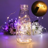 2 3 5m Copper wire Led string Christmas decoration fairy lights wedding festival party events DIY decoration night lights