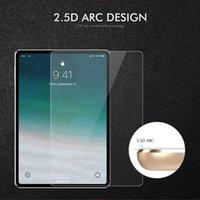 Gehärtetes Glas für iPad Pro 12.9 2020 Pro 10.5 11 AIR 2019 Screen Protector iPad Mini 9.7 2017 Schutzflim