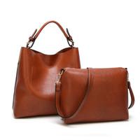 حقيبة HBP مركبة حقيبة رسول حقيبة محفظة حقيبة مصمم جديد جودة عالية أزياء بسيطة اثنين في واحد التحرير والسرد