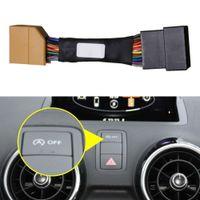 Для Audi A1 8x 2012-2018 Авто Автомобильный Автоматический Стоп Начальная Система двигателя Выключатель Устройства Интеллектуальный Датчик Штекер Smart Stop Отменить Кабель