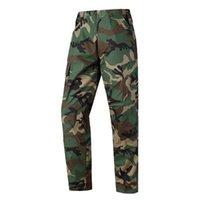 All'ingrosso di alta qualità A-tacs fg acu cp colore nero ripstop pantaloni uniforme tattico deserto camo caccia pantaloni BDU Style