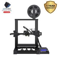 Anycubic Mega-Zero 220x 220x250 DIY 3D Impressora Desktop 3D Impressão Extrusora Metal Frame Impresora High Precision Impressora1