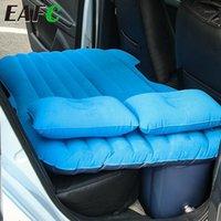 Autres accessoires d'intérieur EAFC Air Air Air Gonflable Matelas de voyage Lit Universal pour Siège arrière Multi fonctionnel Sofa Oreiller Camping en plein air