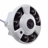 Mini cámara de seguridad interior 1080P Sony IMX323 CMOS Sensor de 180 grados Lente de 180 grados Visión de la Visión de la Visión AHD CCTV Cámara 1