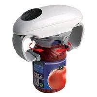 OneTouch Electric Automatic Bottle Opener Strumenti di potenza dedicati anziani da donna possono aprire tappi per bottiglie di vetro 28-103mm di diametro 201204