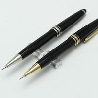 Edición limitada Edición Limitada Pluma Classique MST Mecánica Lápiz 0.7mm Gold and Silver Clip Pen Suministros estacionarios