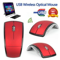 Ergonomic new Wireless folding Gaming Mouse 2 Button 1600 DP...