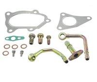 Turbolader modifizierte Autoteile Turbolader Dichtungsset für Fit Mitsubishi TF035HM Turbo auf Förster Turbola1