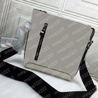 L Fullurys Designers Bags 424Black و 18White الحرفية المثالية الحرفية المائل حقيبة سستان حقيبة سستة سلسة نوعية جيدة جدا من الضروري الذهاب للتسوق