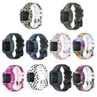Новый силиконовый бассейн для Garmin Fit Cit JR3 Smart Watch Band Smart Bracte Bracte для Garmin Vivofit Jr. 3.