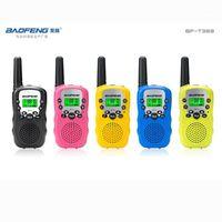 BF-T3 الأطفال الراديو أفضل هدية للأطفال baofeng bf-t3 mini wireless اتجاهين راديو 0.5W walkie talkie for kids1