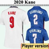 2020 Mens Kane Rashford Versão Versão Soccer Jerseys Sterling Gomez Maddison Tripier Rose Dele Dele Away Camisa de Futebol Fardos