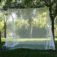 야외 CampingMosquito Net 더블 캠핑 침대 캠핑 낚시 용 컴팩트하고 가벼운 광장 야외 그물 Hiking1