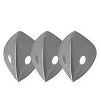 Cyclisme Filtre Masque anti-poussière remplacement Masque Visage actif filtre à charbon Vélo extérieur air pur outil respirant DDA708