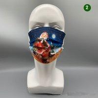 عيد الميلاد يمكن التخلص منها قناع الوجه القابل للتصرف الكبار ثلاثة طبقة واقية التمويه حزب سميكة قناع الرجال النساء شحن سريع