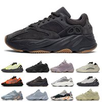 Toptan Satış Makinesi Siyah Erkekler 500 Koşu Ayakkabıları Yumuşak Vizyon Sis Yansıtıcı Turuncu Fosfor Tephra Taş Erkek İndirim 700 Atletik Ayakkabı