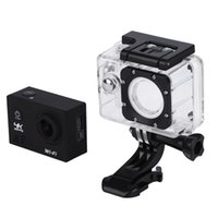 Camcorder full HD mini DV WiFi Camcorder 1080P Immersione da 30 m Dvr impermeabile 4KV60 con schermo Ultra HD Schermo US / EU / UK Plug