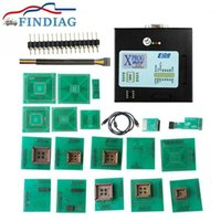 ECU-Fahrzeugreparatur Scanner-Tools Volladapter XPROG V5.55 X-PROG M Metall Box XPROG M V5.55 Auto-Chip-Tuning-Programmierung1