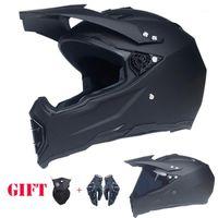 Casco da moto Full Face di alta qualità Casco motocross ATV Moto Cross Downhill Off-Road Moto Dot Capacete1