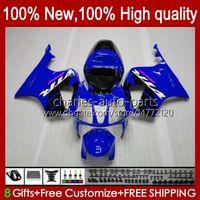 Honda VTR1000 RC51 SP1 SP2 00 01 02 03 04 05 06 98HC.7 VTR-1000 VTR 1000 2000 2001 2002 2003 2004 2005 2006 Mavi Parlak Kuraylar